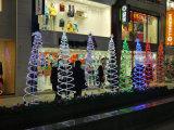 Árbol de Navidad Luz LED iluminado decoraciones decoración de calles de las luces de Viena