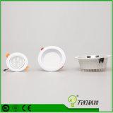 Fabrik-niedriger Preis PFEILER 3W-36W LED Deckenverkleidung beleuchten unten