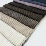 Tessuto tinto sofà decorativo dell'ammortizzatore della tessile del poliestere della tappezzeria