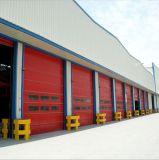Elevador Vertical industriales de alta velocidad de la puerta de rodadura de PVC para la fábrica.