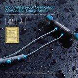 De draadloze Magnetische Sporten van Bluetooth van de Oortelefoon van het Metaal maken de Hoofdtelefoon van de Muziek waterdicht