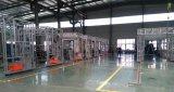 De automatische Leverancier van het Type van Machine van de Wasmachine van de Auto van de Tunnel in China