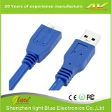 Кабель заряжателя USB низкой цены 3.0