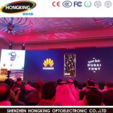 Höhe erneuern 3840Hz P3.91 farbenreiche LED-Bildschirmanzeige