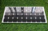 10W 50W 100W 150W monocristallin Module solaire PV pour l'éclairage/système d'alimentation/de charge