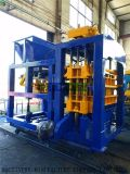 Qt10-15c Sicherheitskreis-Straßenbetoniermaschine-Block-formenmaschine
