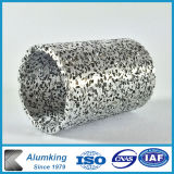 Material de espuma de metal de espuma de aluminio