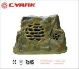 Impermeável ao ar livre China altifalante com formato de Pedra