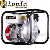 1.5Inch portable haute pression de pompe à eau de l'essence pour la lutte contre les incendies
