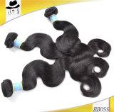 Бразильские человеческие волосы волны волос девственницы