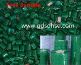 15% Pigment Green Masterbatch EVA Sheet/Slipper/Shoes