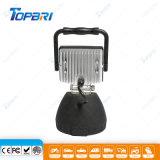 屋外24V LED再充電可能な磁気作業ランプ