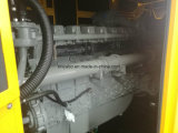 gerador Diesel silencioso super da potência 500kVA com motor de Perkins