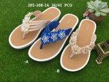 Повелительница Ботинок Нов Тип Способ сандалии Pcu