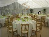 Overingのための20X30mの玄関ひさしのテント党結婚式のテント500人