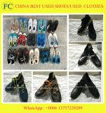 Qualität u. Form verwendete Schuhe für afrikanischen Markt (FCD-002)