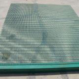 La polvere del poliestere e galvanizzata ha ricoperto l'anti rete fissa di ascensione 358