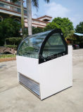 Refrigerador do indicador da baixa temperatura para a venda inteira