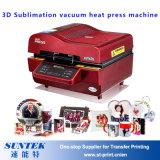 すべての昇華製品のための3D真空の熱の出版物機械