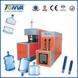 Машина прессформы дуновения бутылки воды Tonva 5g Semi автоматическая/пластичная бутылка минеральной вода делая любимчика литра Machine/20 разлить дуя машину по бутылкам