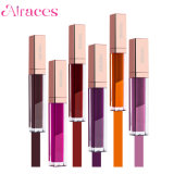 La alta calidad nueva llegada 30colores maquillaje Lipgloss Logotipo personalizado