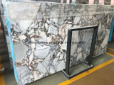 De Purpere Marmeren Tegel van China Calacatta voor Vloer, Countertop en Muur