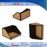 Offce madeira fornece suporte de bandeja de arquivo Papelaria (5246)