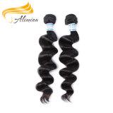 Lleno de mejor venta en bruto de la cutícula del cabello indio virgen
