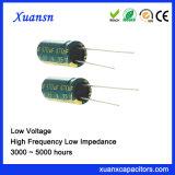 condensatori elettrolitici dell'audio grado ad alta frequenza di 35V 470V