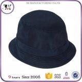 도매 자신의 로고를 가진 100%년 면 어부 Nevy 파란 물통 모자