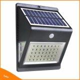 Capteur de mouvement IRP 46 a conduit la lumière solaire énergie solaire à l'extérieur Jardin lumière à LED