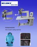 Tissu en PVC le soudage à air chaud de machines d'étanchéité de commerce de gros