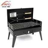 Sga Barbecue portable de plein air sans fumée de charbon de bois Barbecue