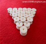 Pulido de precisión Al2O3 pieza de cerámica de maquinaria textil