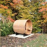 Sauna tradizionale del barilotto di sauna del cedro di Keya per la vendita calda