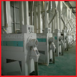 30tpd / 50tpd / 100tpd / 200tpd / 300tpd /400tpd /500 tpd полной рисообдирочная машина оборудования
