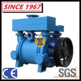 Bomba e compressor de vácuo de anel líquida da água horizontal da recuperação de energia
