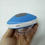 Haut-parleur imperméable à l'eau triangle à la mode de Bluetooth de mini avec la cuvette d'aspiration
