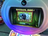 Coin Pressor máquina de jogos de vídeo do Tambor