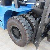 7 Diesel van de ton Vorkheftruck met Chinese die Motor in China wordt gemaakt
