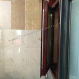 Finestra di alluminio della stoffa per tendine della rottura termica eccellente di qualità con lo sguardo del legno