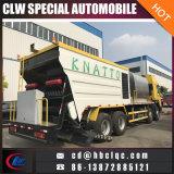 Camion sincrono del sigillatore del chip del macadam dell'asfalto di HOWO 8X4 12cbm