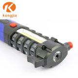 Indicatore luminoso magnetico multifunzionale del lavoro della torcia elettrica Emergency portatile LED