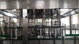 Máquina tampando de enchimento de lavagem do líquido da cubeta de 5 galões
