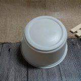 tazón de fuente de papel Eco sano durable de la maicena 800ml cómodo