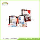 Medizinische Notim freienrettungs-Medizin-Erste-Hilfe-Ausrüstung
