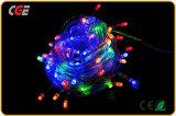 IP65 imperméabilisent les lumières extérieures de chaîne de caractères de quirlande électrique de Noël DEL