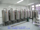 máquina del equipo de 600L Microbrewery/de la cerveza de barril