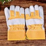 """14の"""" 16の""""そぎ皮の溶接作業手袋、14の"""" 16の""""安全手袋"""