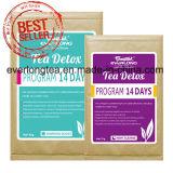 La perte de poids à base de plantes Detox thé (14) Programme de jour
